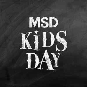 MSD Kids Day - Gifs Animados