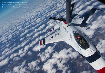 Thunderbirds Cross-Country Daytona 500 Trip