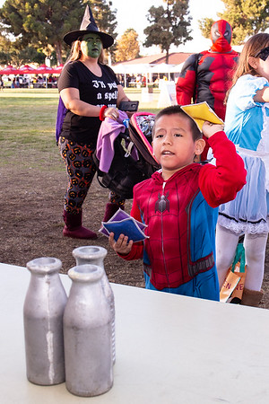 Halloween Festival and Maze- October 31, 2019