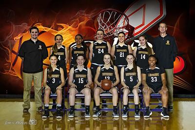 HS Sports - DeForest Girls Basketball [d] JV