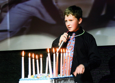 Zacharys Bar Mitzvah Photos