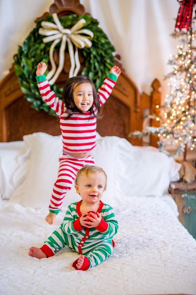 Norris: Christmas PJs