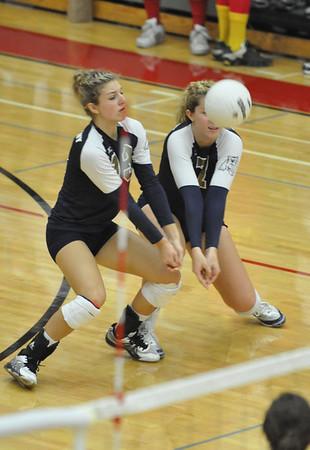 South Albany vs. WA High School Volleyball 2nd Match