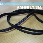 SKU: AM-BELT/3M/1800, Closed loop 3M Trapezoidal-Tooth Timing Belt 1800mm Length
