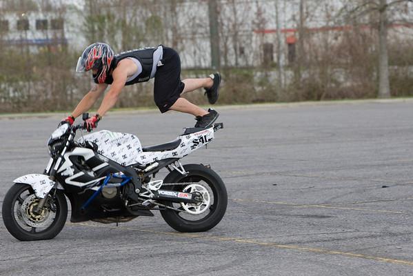 March 7th 2009 Stunt Practice