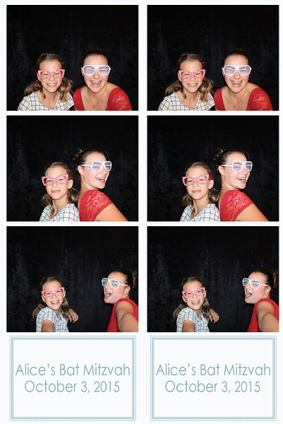 Alice's Bat Mitzvah