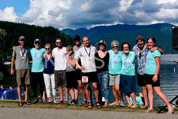 Jul 13, 2019 - Knee Knacker Volunteers