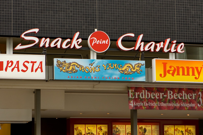 Snack Point Charlie