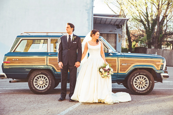 The Hopper Wedding