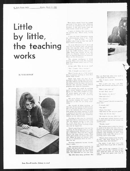 SoCal, Vol. 59, No. 87, March 11, 1968