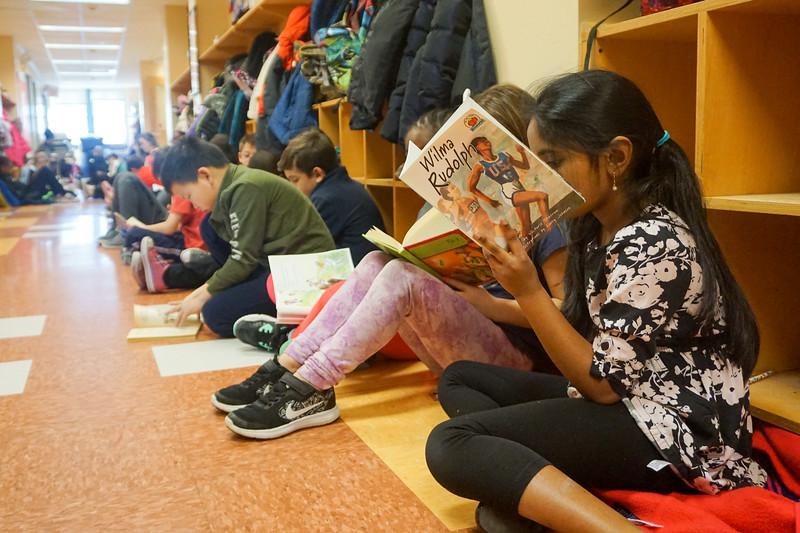 Read Across America / Dr. Seuss B-Day