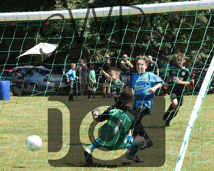Martock Rovers Black v Maiden Newton Kestrels U13's