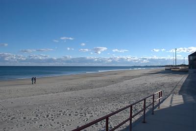 2015 10 17: Scarborough Beach, Narragansett, RI, University of Rhode Island 40th Reunion