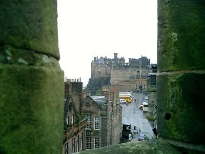 Scotland - Camera Obscura
