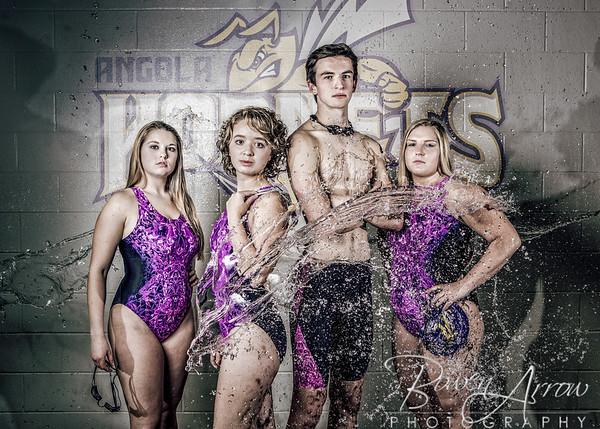 Swim Team 2015-2016