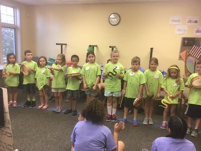 Kateri's Kids - Vacation Bible School 2017