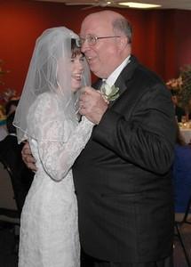 Gail and Brown Wedding.Atlanta,Ga. 2007.