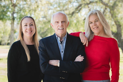 Jerry, Ronna and Danielle