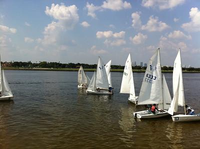 Sailing Season 2011-2012
