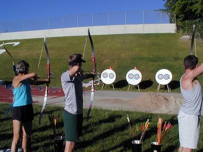 Run Archery and Arcathlon
