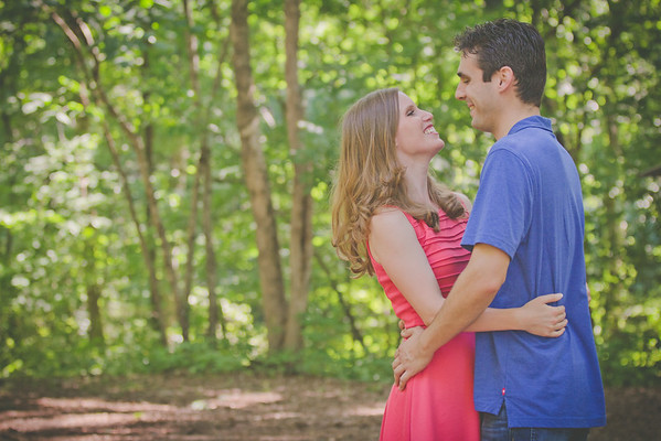 Heather & Paul Engagement Session
