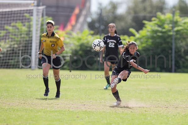 Oxy Women's Soccer vs CMS 10-24-15