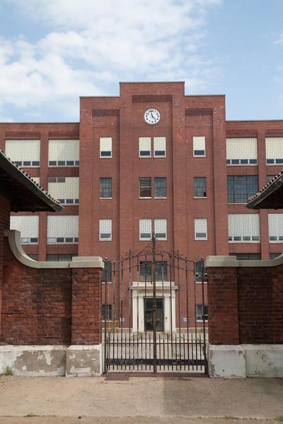 General Electric - Main Entrance - Boston Avenue