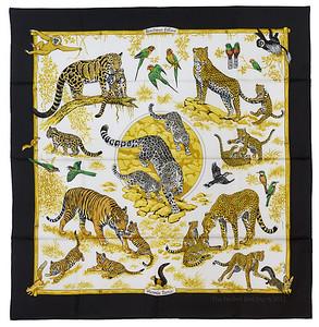 Tendresse Feline - Black White Ochre - NWCTS - 1312240253