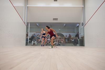 12/2/17: Girls' Varsity Squash v Nobles