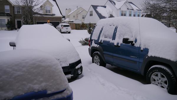 Snow 1-29-14