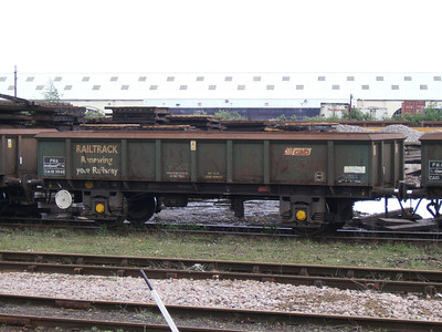 PNA - 2 Axle Box Wagon