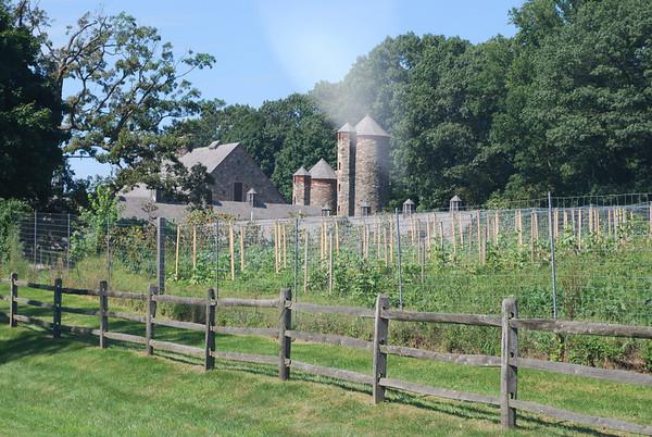Stone Barns Farm Tour