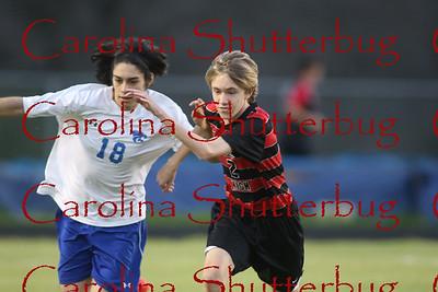 2017 Hillcrest v Woodmont Soccer