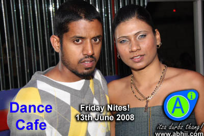Dance Cafe - 13th June 2008
