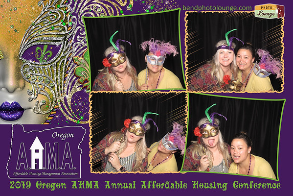 Oregon AHMA 2019 Annual Conference