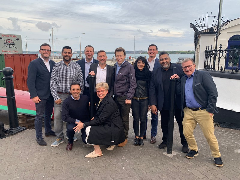 The European Head & Neck leadership team by the sea in Cork, Ireland.jpg