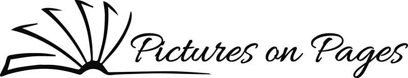 Black Print Logo for Book Back Page