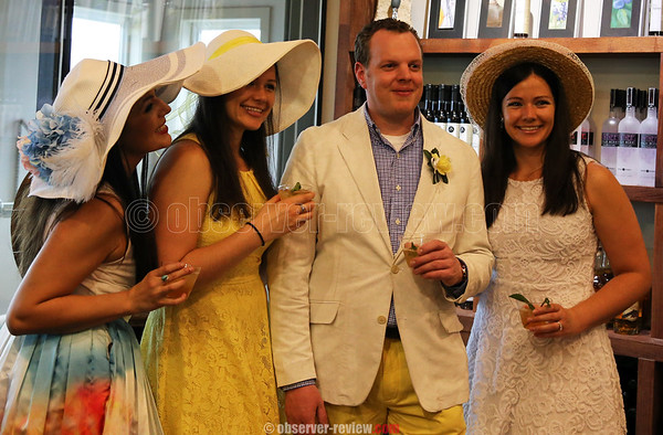 Finger Lakes Distilling Kentucky Derby Party 2017