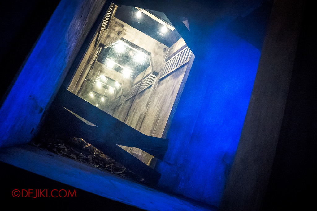 Halloween Horror Nights 6 Final Weekend - Old Changi Hospital revisited / Endless Corridor