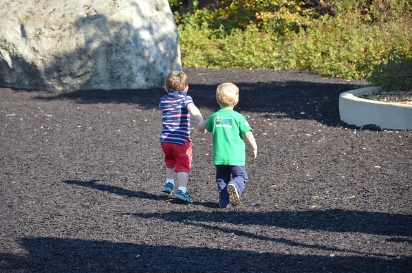 Carter & Chase Play Date