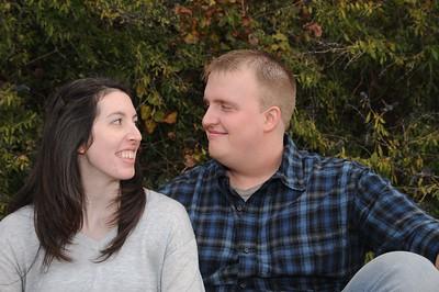12-8-2012 Renee Clark & Chad Andrews Engagement @ Lake Grapevine