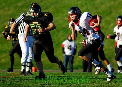 JV Clackamas Football vs. Rex Putnam 10/25/07