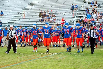 Freshman Vs Dalton 23 Sept 2013