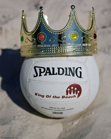 King of the Court Beach Volleyball Tourney, Harris Corp.,Melbourne, FL, 2007
