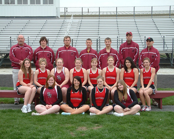 SNHS Track 2006