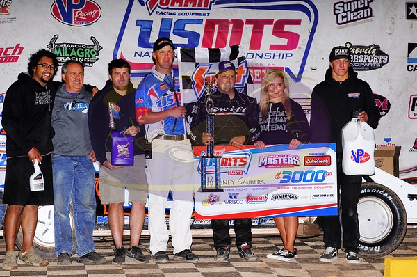 The Masters - USMTS Modifieds - June 11, 2020
