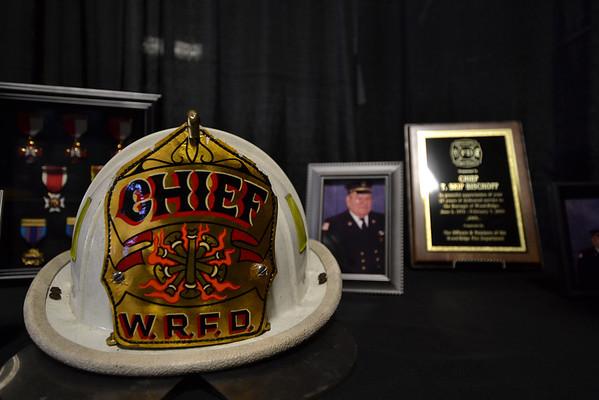 "Wood-Ridge, NJ Former Fire Chief Thomas ""Skip"" Bischoff"