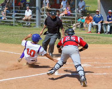 20160619 vs Syracuse Junior Chiefs