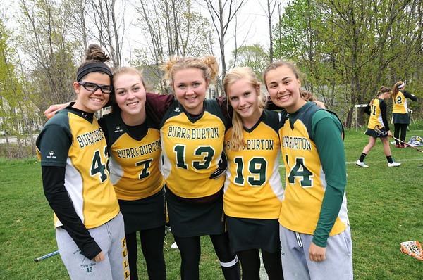 2012 BBA Varsity Girls Lacrosse vs Rutland photos by Gary Baker