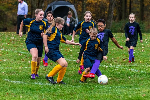Soccer - Hope vs Oxford - 10-21-2020